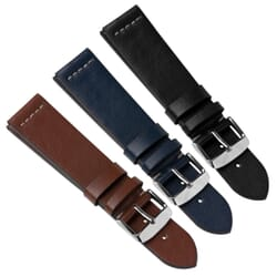 Parona Recycled Leather Fiber Watch Strap