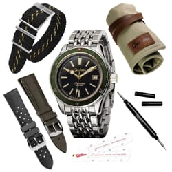 Geckota G-02 40mm ETA 2824 Diver's Watch BoR Gift Set