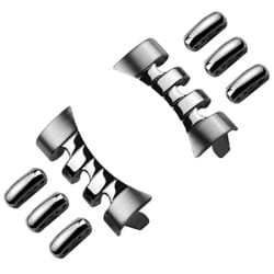 Curved End Pieces for Beads of Rice for 20 & 22mm Bracelet