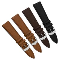 Beswick Novonappa Leather Watch Strap
