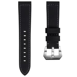 The Helford By Zuludiver, Pre-V Buckle Sailcloth Waterproof Watch Strap