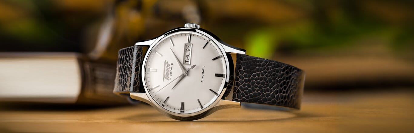 Hands On With The Tissot Visodate Heritage