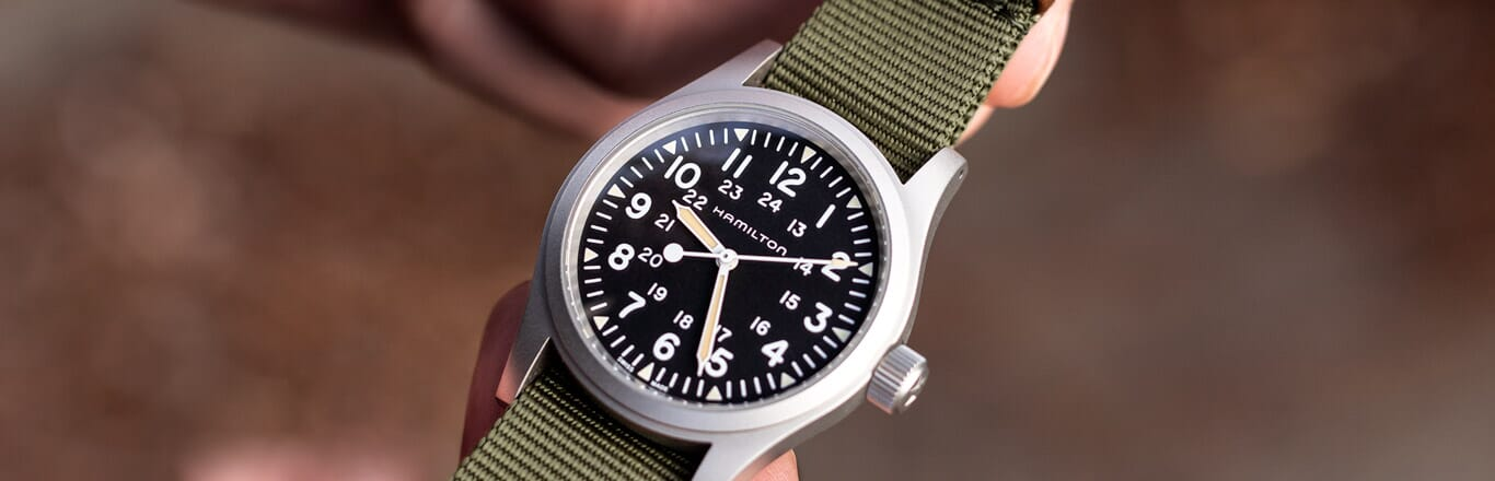 The Hamilton Khaki Field Mechanical Review - Your New Field Watch