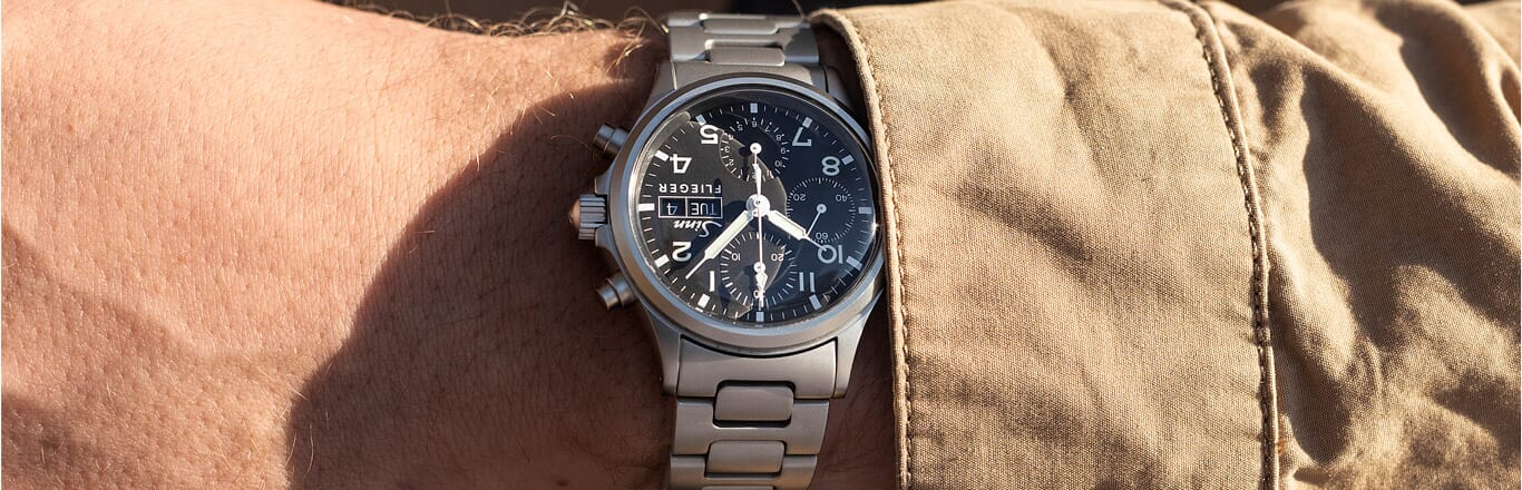 The Sinn 356 Pilot Chronograph Review - A Sub 40mm Chronograph Built To Last