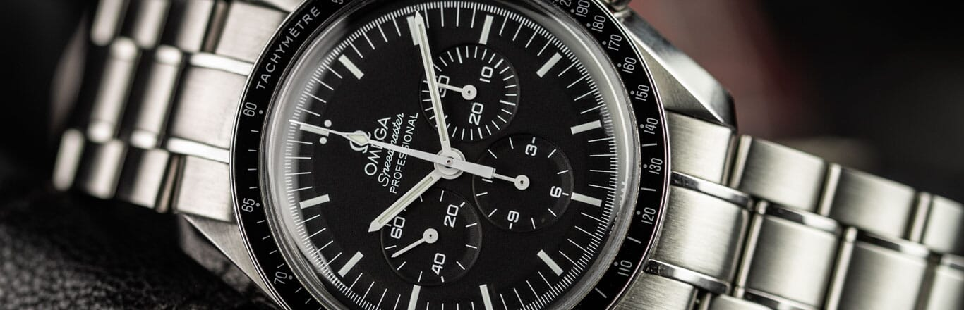 Omega Speedmaster Unboxing - The Moonwatch at 50
