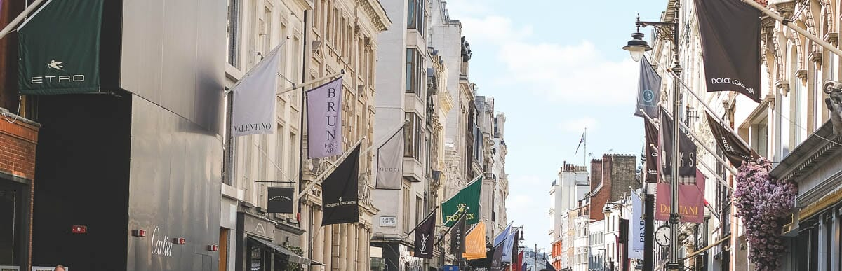 Photo Gallery: The Best Watch Shopping Spots in London, Mayfair