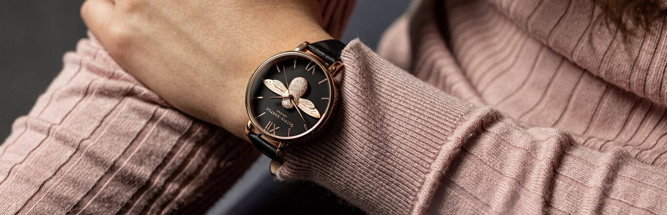 Olivia Burton Watches: Affordable Fashion Watches In The Female World
