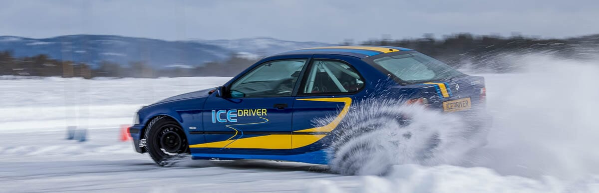 Andy McKenna Chats Everything Ice Driver, Norway