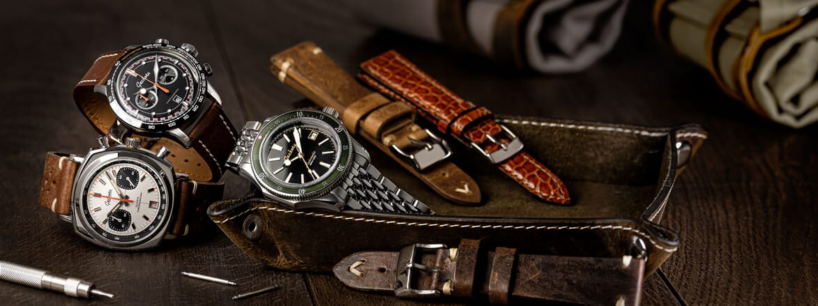 Save 20% on all Geckota Watches Throughout our January Sales!