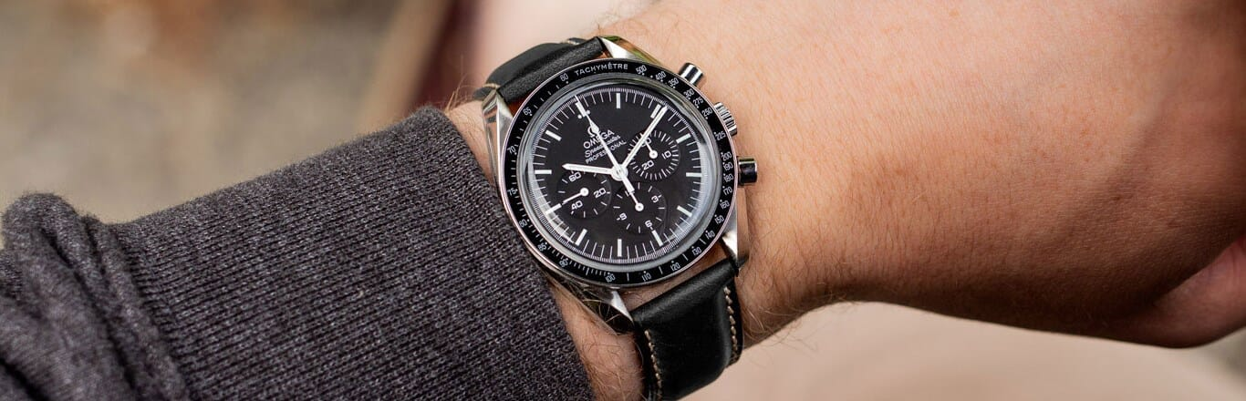 The Best Straps For Black Dial Watches
