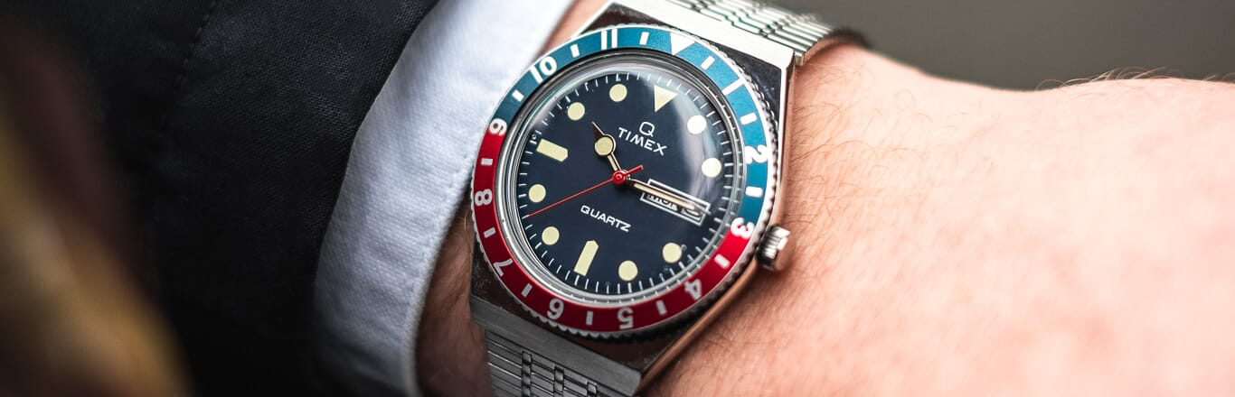 The Q Timex Reissue Review - The Epitome of Sports Watches