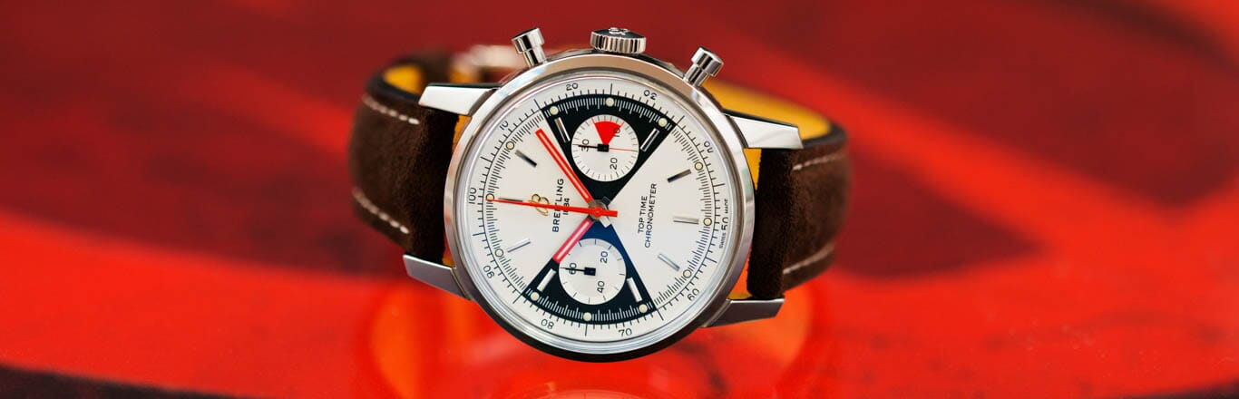Introducing The Breitling Top Time Limited Edition