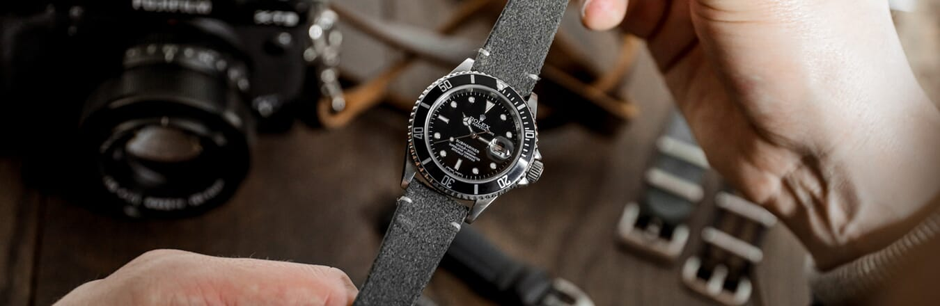 Strap Showcase: Rolex Submariner Watch Straps
