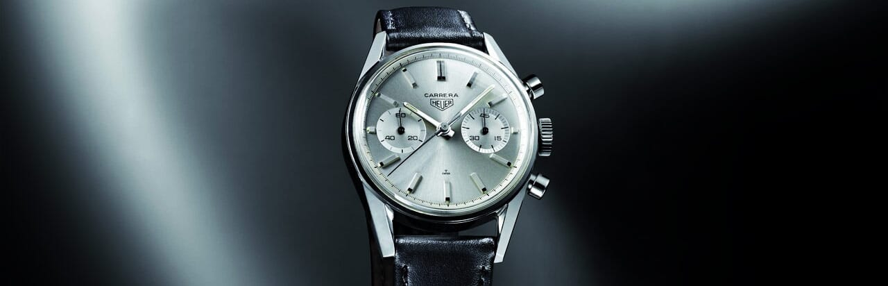 Getting Back To The Roots Of The Heuer Carrera