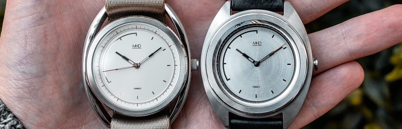 Automotive Watches From An Actual Car Designer...