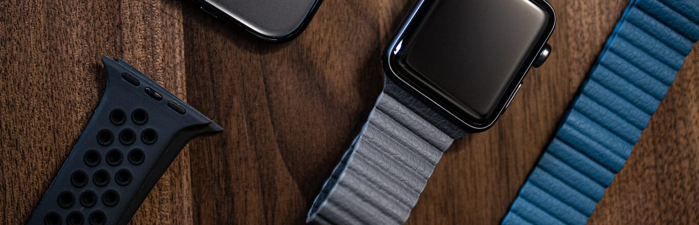 The Joys Of Double-Wristing With The Apple Watch