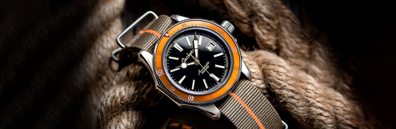 A Visit To Hong Kong With The Geckota G-02 Diver