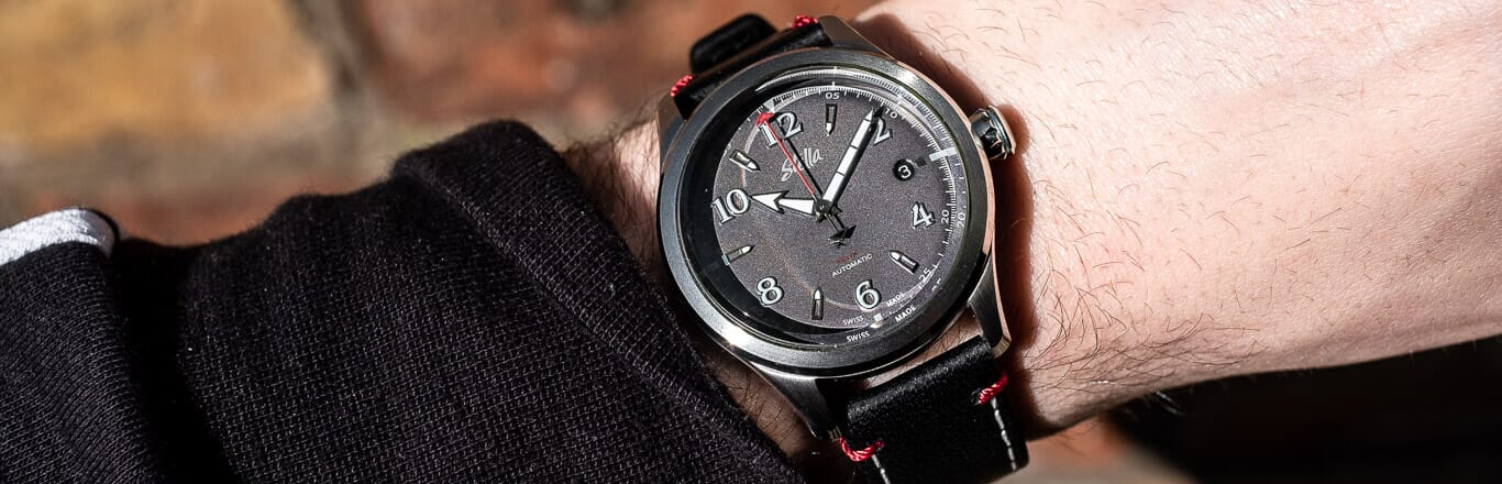 Introducing The Stella Felix Automatic