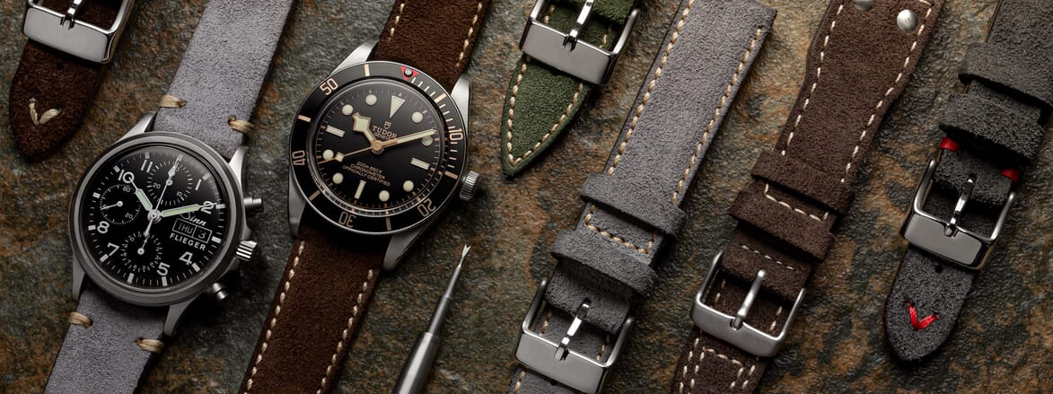 A Guide To Buying Watch Straps