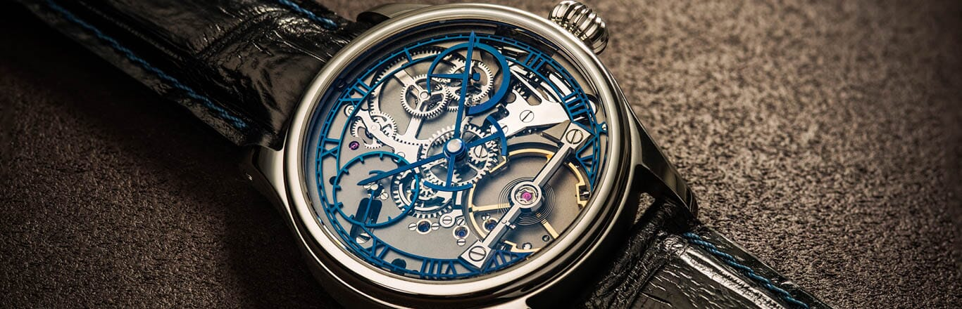 Introducing The New S3 From Garrick Watchmakers