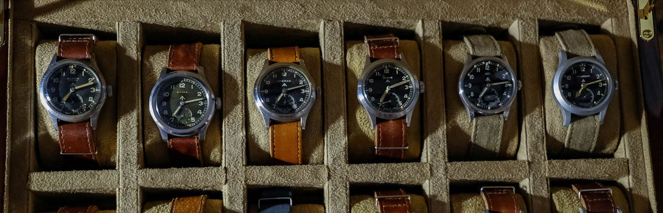 Time To Unwind Podcast #3 - Dirty Dozen Watches