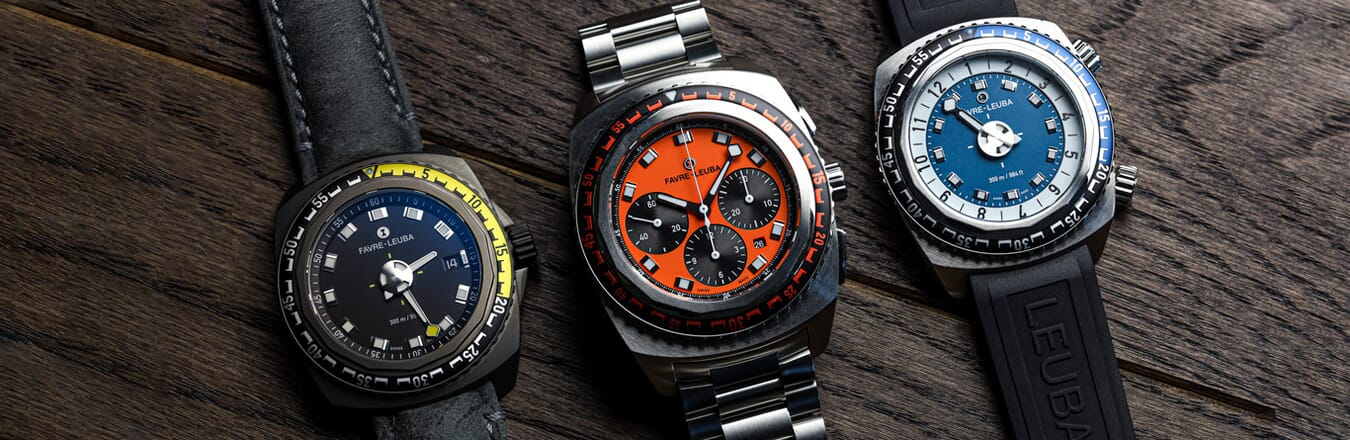 Taking A Look At Favre Leuba Watches
