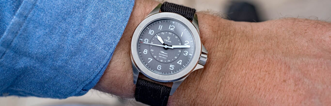 Hands On With The New Yema Flygraf Pilot